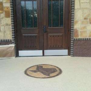 Commercial Entryway with Classic Texture System