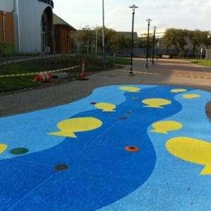 Splash Park Concrete Coatings