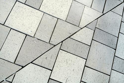 Close up image of outdoor floor