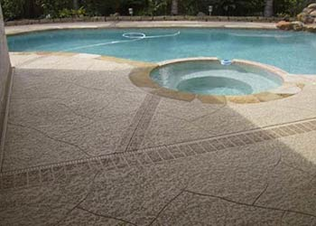 Concrete Pool Deck Resurfacing & Repair