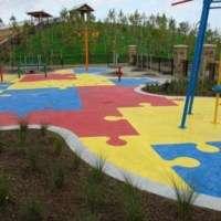 Splash Pads and Spray Park Coatings