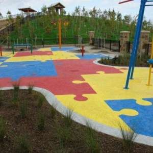 Splash Pads and Spray Park Coatings