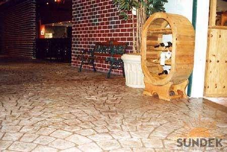 Commercial Walkway Resurfacing