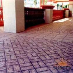 Commercial Patio Resurfacing