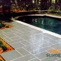 Residential Pool Deck Resurfacing